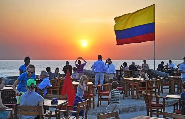 O melhor da noite de Cartagena