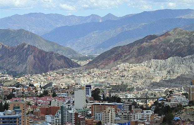 Planeje sua viagem para La Paz