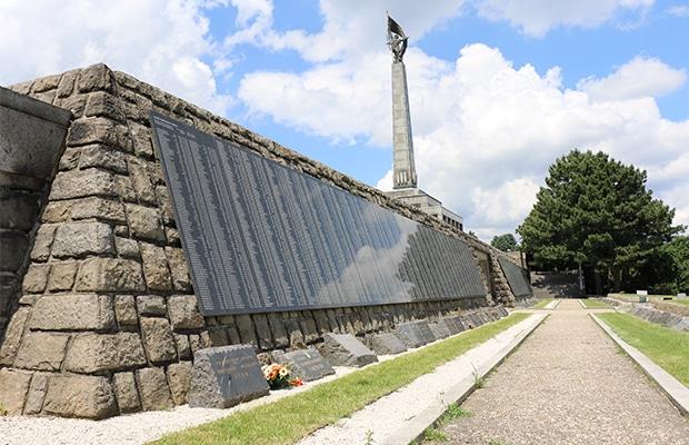 Slavin: Bratislava na Segunda Guerra