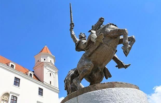 Planeje sua viagem para Bratislava
