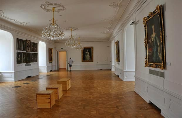 Como é visitar o Castelo de Bratislava