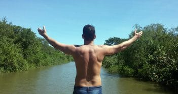 Anchieta: o passeio pelo Rio Benevente
