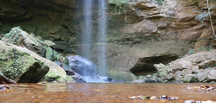 Conheça as cachoeiras de Taquaruçu