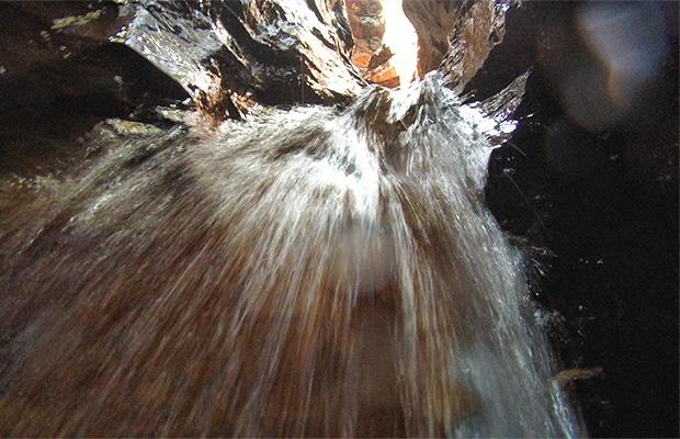 O Cânion do Sussuapara e a cascata dos desejos