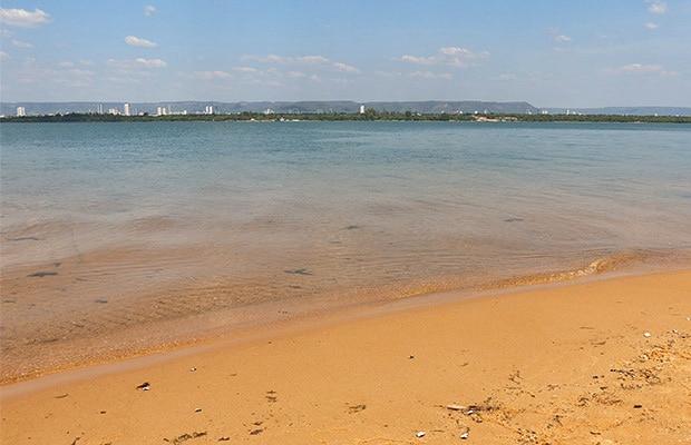 Ilha do Canela, o pequeno oásis de Palmas