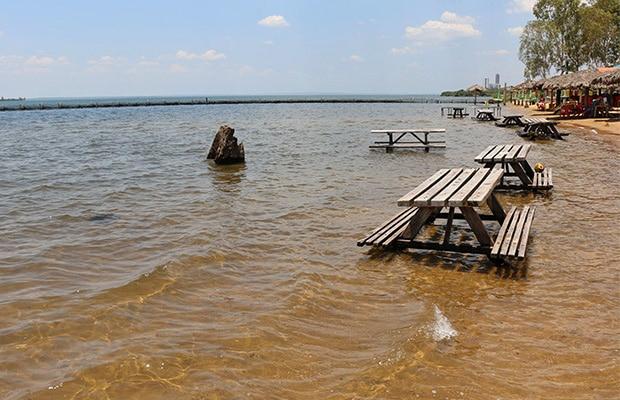 Conheça as agradáveis praias de Palmas