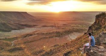 Jalapão: como é subir a Serra do Espírito Santo