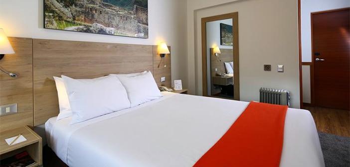 Escolha agora onde se hospedar em cusco p na estrada for Hotel casa andina classic cusco plaza