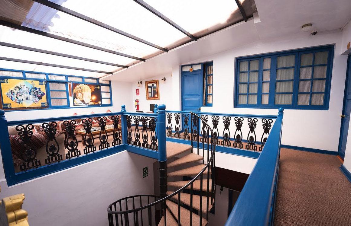 Onde ficar em Cusco: Loreto
