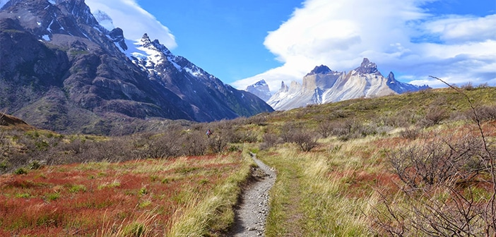 Acampamentos em Torres del Paine