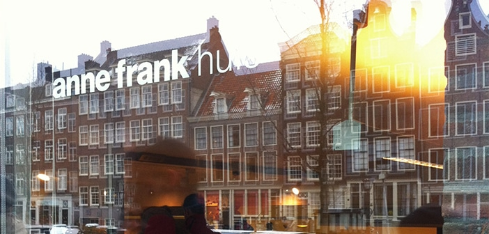 Como é visitar a Casa de Anne Frank