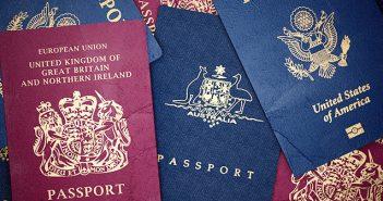 Site cria ranking de passaportes do mundo todo