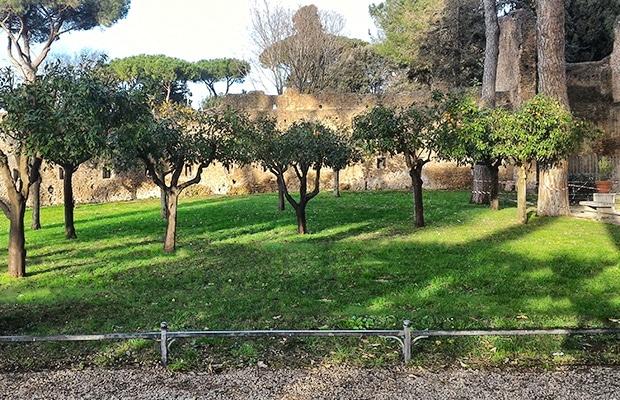 Roma: o segredo do bairro Aventino