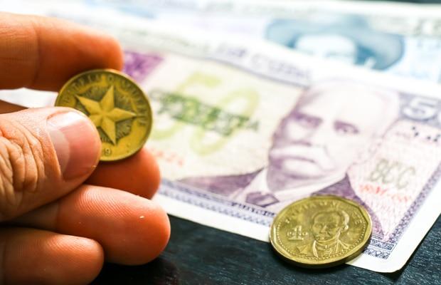 Dinheiro em Cuba