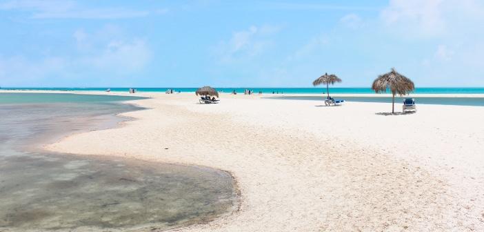 Playa Paraiso, uma das melhores do mundo