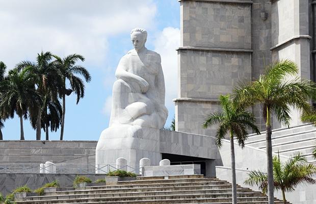 Praça da Revolução, o cartão-postal de Havana