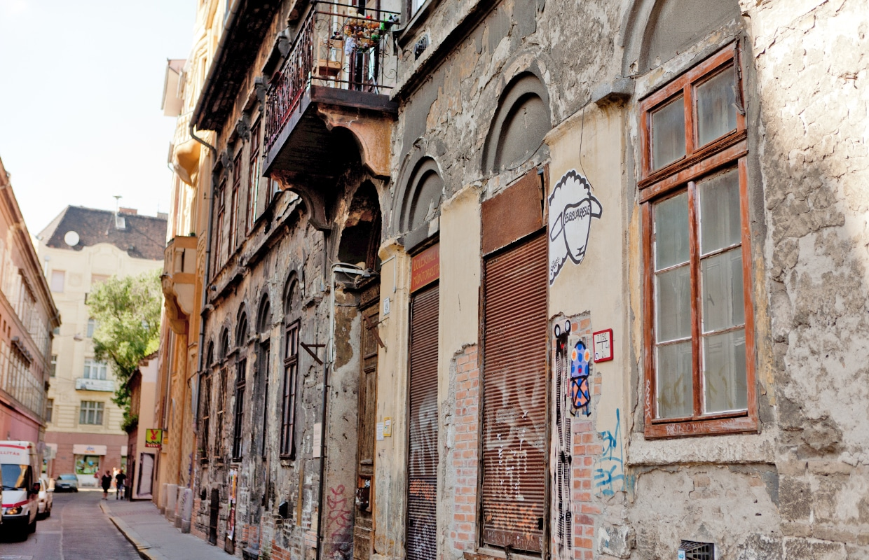 Onde ficar em Budapeste: Erzsébetváros