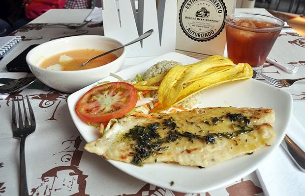 Onde comer em Cartagena