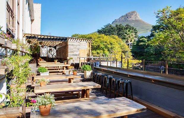 Dica de hostel em Cape Town