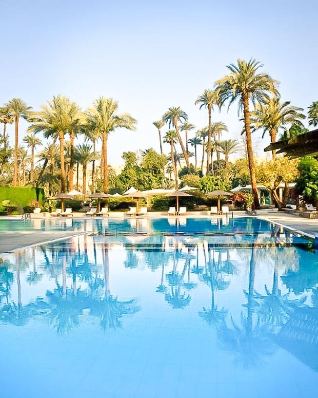 Onde ficar em Luxor