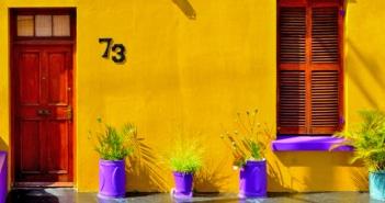 O histórico bairro Bo-Kaap, em Cape Town: os malaios e as casinhas coloridas