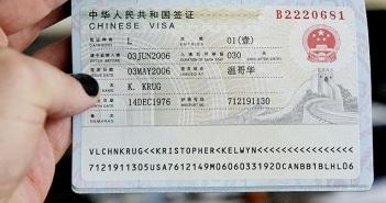 Visto chinês passa a valer cinco anos