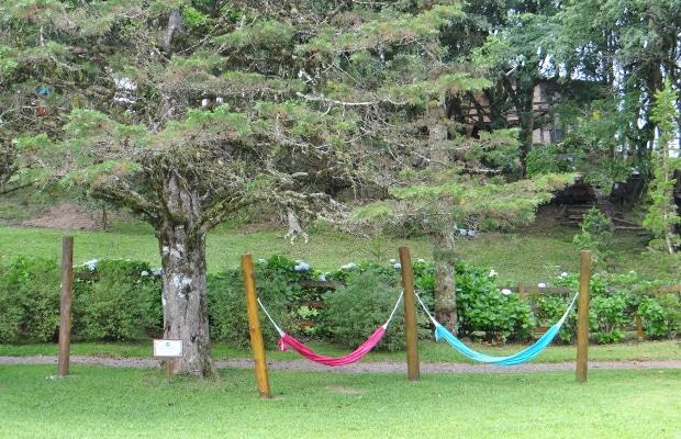 Como é se hospedar no Bangalôs da Serra