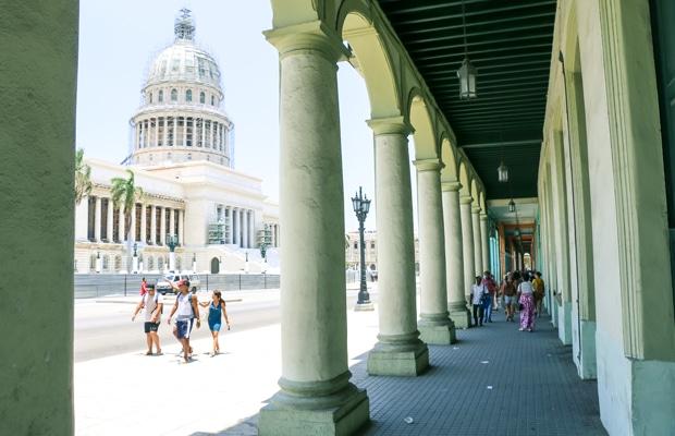 Agências de viagem em Cuba