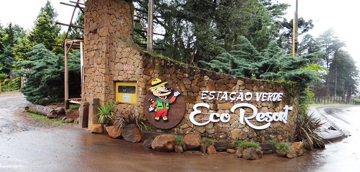 Um dia no Estação Verde Eco Resort