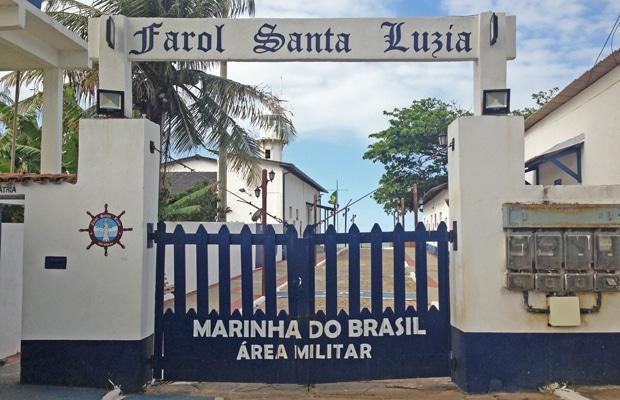 Ônibus turístico de Vila Velha.