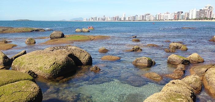 Um passeio pelas ilhas Pituã e Itatiaia, em Vila Velha