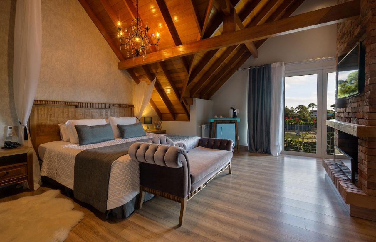 Onde ficar em Gramado: hotel