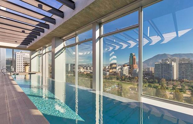 Onde se hospedar em Santiago do Chile