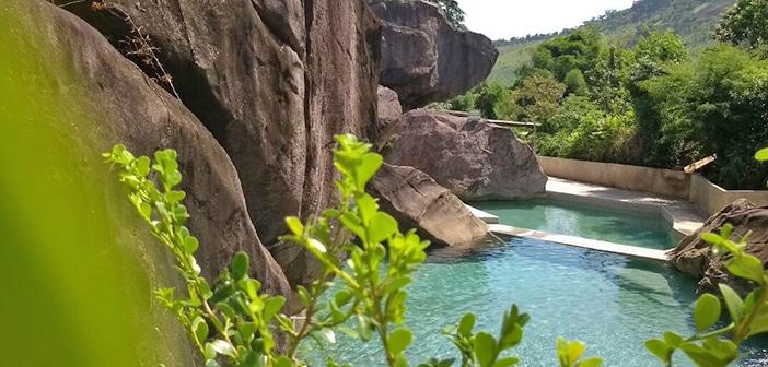 Viana: conheça as piscinas do Sítio Gava