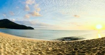 Descanso e tranquilidade na Praia de Boiçucanga