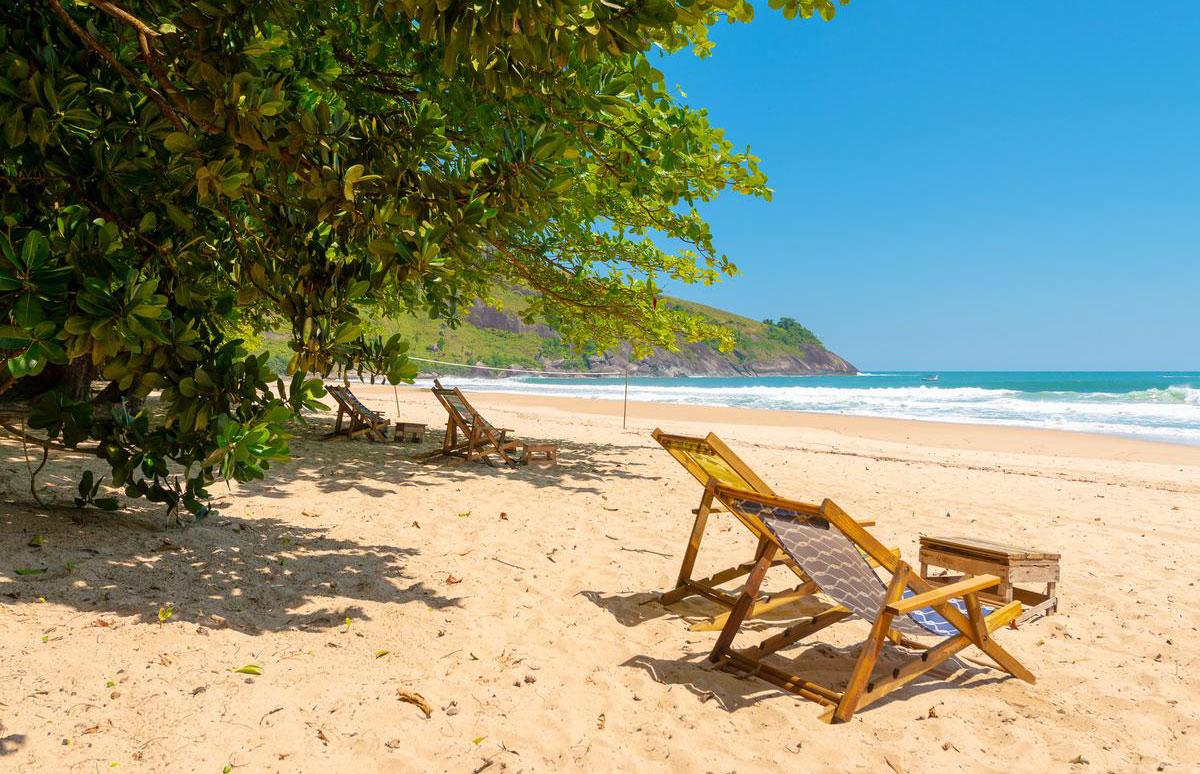 Onde ficar em Ilhabela: Praia do Bonete