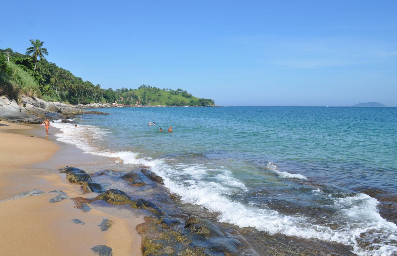 Onde ficar em Ilhabela: Praia do Julião