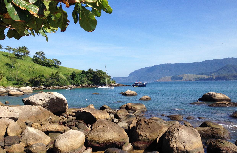 Onde ficar em Ilhabela: Praia do Portinho