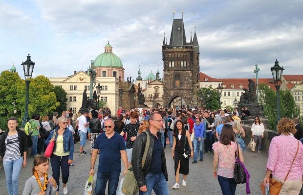 Planeje sua viagem para Praga