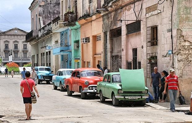 Planeje sua viagem para Havana