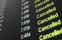 Você pode receber indenização por voo cancelado