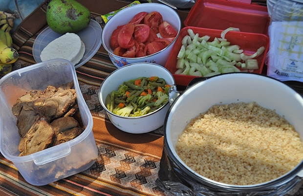 Onde comer em Uyuni