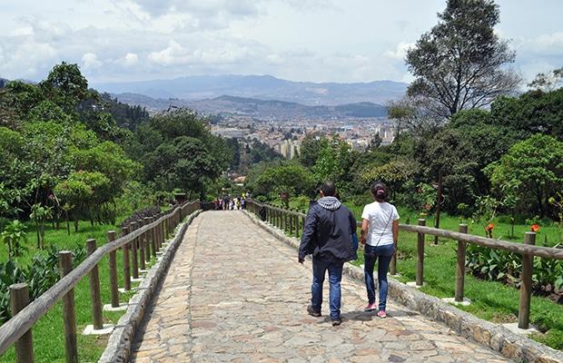 Planeje sua viagem para Bogotá