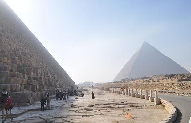 Como chegar ao Cairo