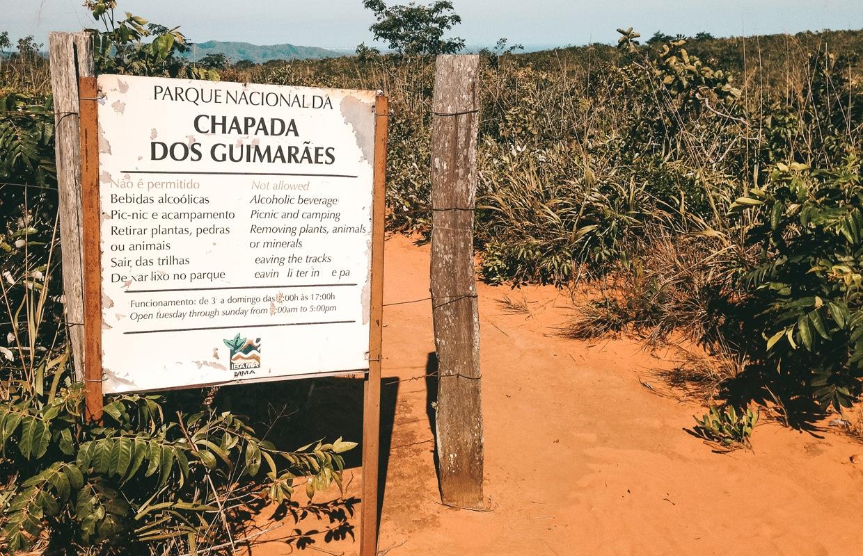 Como chegar à Chapada dos Guimarães