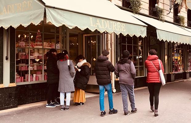 Bon appetit! Veja onde comer em Paris