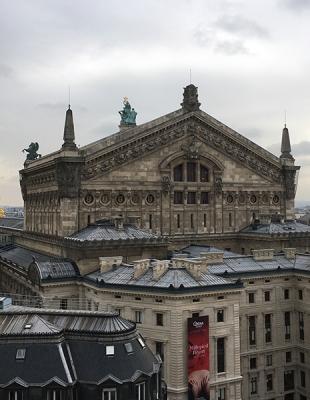 Os melhores lugares para ver Paris do alto