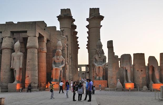 Como chegar a Luxor, no Egito