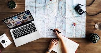7 passos para planejar uma viagem perfeita