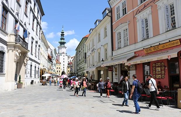 Quando ir a Bratislava